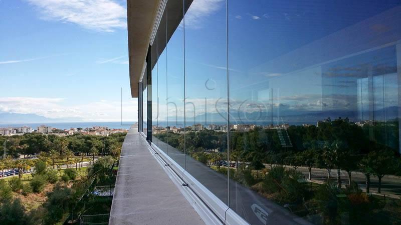 Lumisol Mediterranea - Acristalamiento de terrazas